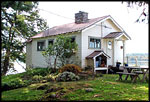 Heather Cabin vacation rental on Orcas Island, WA