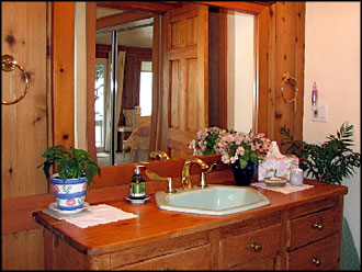 Sunset House Master Bath